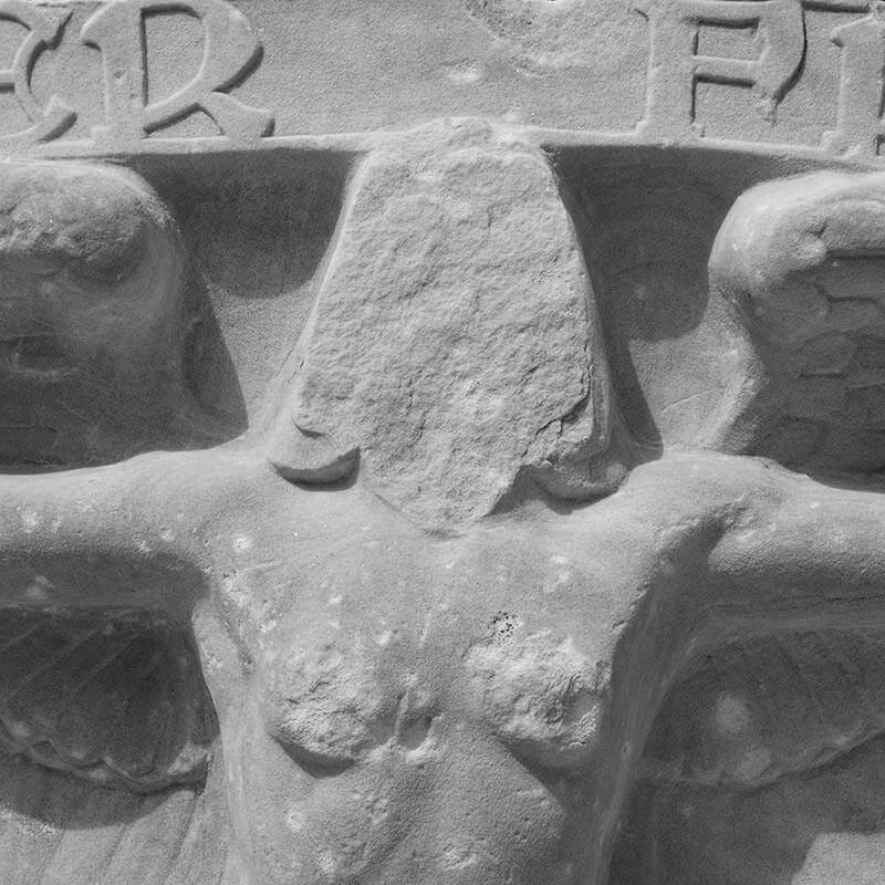 Rekonstrukce pomníku padlím za 1.světové války v Dolních Habarticích